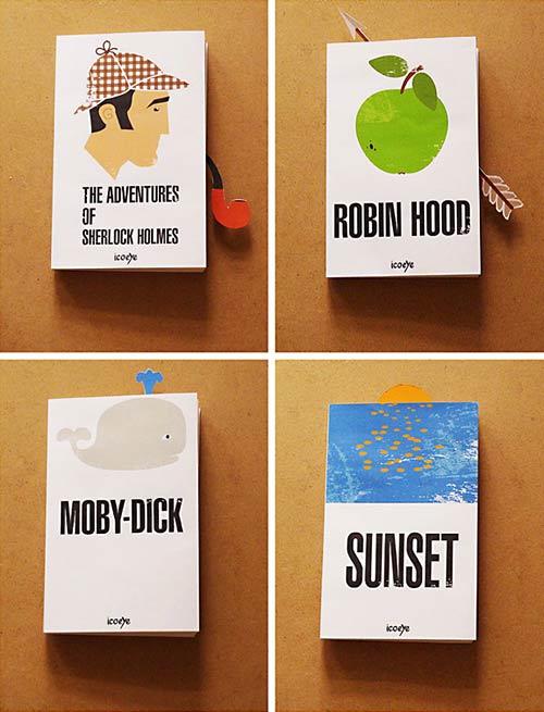 Jacket and Bookmark by Igor Udushlivy